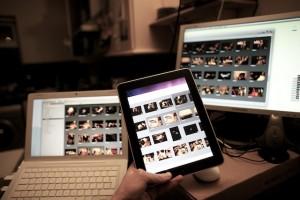Screensharing iPad